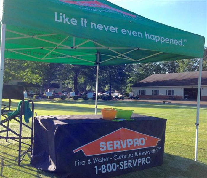 SERVPRO Partners with the Optimist Club of Rogers, AR