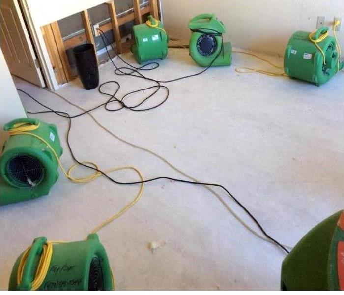 Water Damage What To Expect When Our Professionals Restore Your Siloam Springs Home