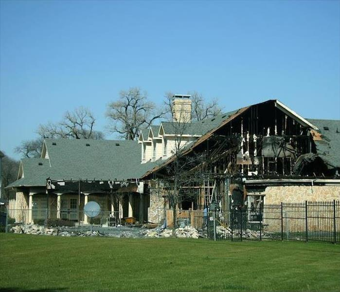 Fire Damage How SERVPRO Can Solve Preexisting Problems Along With Fire Damage in Rogers