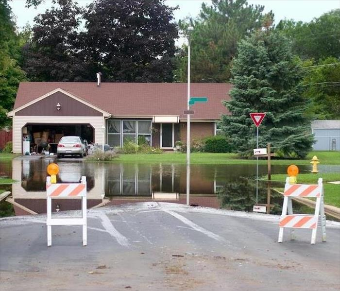 Storm Damage Conquer Your Flooding Fears in Bentonville With SERVPRO