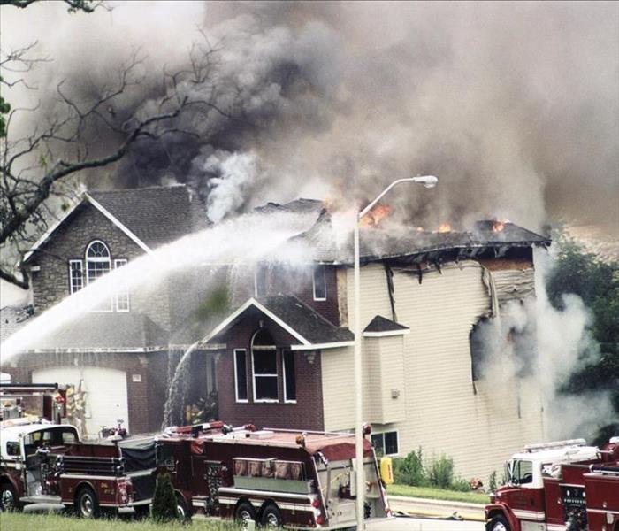 Fire Damage Fire Damage Solutions to Bentonville Properties
