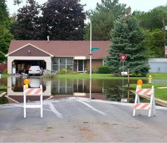 Why SERVPRO Stormy Days and Nights Can Cause Flood Damage to Your Rogers Home